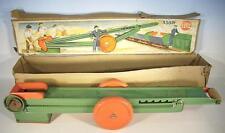 LBZ Blech Förderband Laufband 550W in Original-Pappbox aus den 60er Jahren