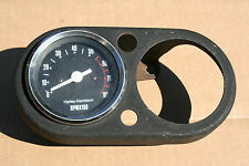 Used Speedometer Tachometer Mount Bracket With Tach Gauge Electric Style (U-936)