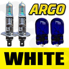 H1 55W XENON SUPER WHITE 448 HID HEADLIGHT BULBS HYUNDAI XG30