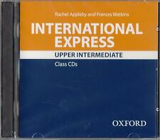 Oxford INTERNATIONAL EXPRESS 3rd Ed Upper-Intermediate CLASS CDs @New &Sealed@