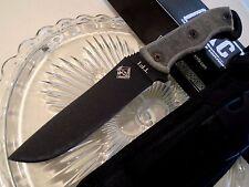 "OKC Ranger TFI Combat Bowie Knife 6mm Full Tang 5160 CS Micarta O9442BM 10 1/4"""