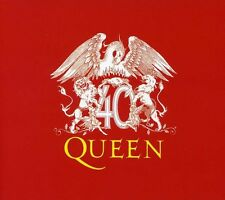 Vol. 3-40th Anniversary Collectors Box Set - Queen (2012, CD NEUF)10 DISC SET