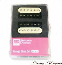 Seymour Duncan SH-1s '59 Vintage Blues Humbucker Pickup Set, Zebra 11108-05-Z