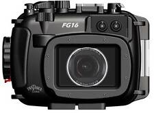Canon PowerShot G16 Underwater Waterproof Case Housing FG16 by Fantasea 1391