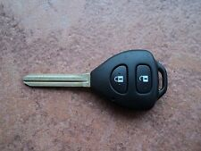 TOYOTA Hilux 2005-2009 Refurbished 2 Button Remote Immobilizer KEY