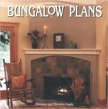 BUNGALOW PLANS American Architecture Building Christian Gladu Cottage Craftsman