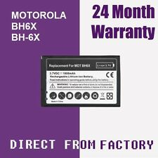 Replacement Battery for Motorola BH6X ATRIX 4G MB860 MB 860 CLIQ 2 XT Droid X 2