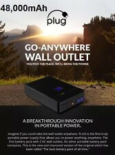 Chargetech Plug - World's Most Powerful Battery Pack With Two AC Outlets