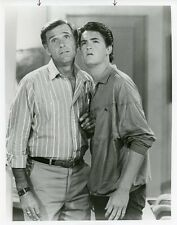 MATTHEW PERRY KIEL MARTIN PORTRAIT SECOND CHANCE ORIGINAL 1987 FOX TV PHOTO
