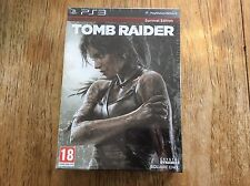 SONY PS3 TOMB RAIDER SURVIVAL EDITION GAME BRAND NEW AND SEALED  UK PAL