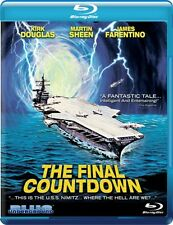 THE FINAL COUNTDOWN (1980 Kirk Douglas)  -  Blu Ray - Sealed Region free for UK