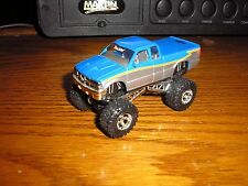 Vintage 1/64 1 BADD RIDE 2000's Chevy S-10 Ext. Cab Monster Jam Monster Truck