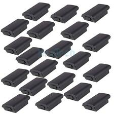 20x Wireless Controller Battery Pack Cover Shell Case Kit for Xbox 360 Game