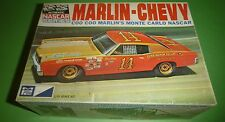 MPC COO COO MARLIN CUNNINGHAM MONTE CARLO #14 1/25 MODEL CAR MOUNTAIN KIT VINTAG