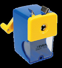 Lyra Desktop Rotary Pencil Sharpener - Hand Cranked
