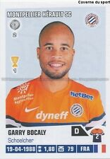 N°243 GARRY BOCALY # MONTPELLIER.SC MHSC STICKER FOOT 2014 PANINI