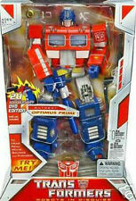 Transformers Movie 20th Anniversary Optimus Prime Action Figure NEW! MISB