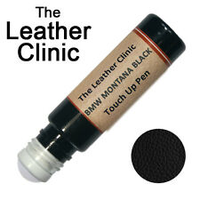 BMW MONTANA BLACK Leather Touch Up Scratch Repair Pen
