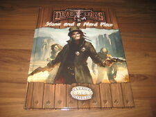 Deadlands Reloaded! stone and a Hard Place Pinnacle HC Savage Worlds nuevo New