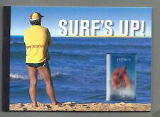 AUSTRALIA 2007 Prestige Booklet - SURF'S UP ! - Complete -  MNH