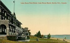 Lake Huron Park Hotel, Lake Huron Beach, Sarnia ON Canada