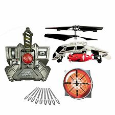 Air Hogs RC Mega Bomb Dropping Radio Remote Control Helicopter Plane Ages 7+ Toy