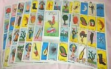LA LOTERIA (Mexican Bingo) extra playing cards