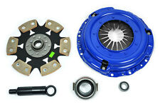 PPC STAGE 4 CLUTCH KIT FITS 1990-1991 HONDA CIVIC CRX 1.5L 1.6L SOHC DX LX EX Si