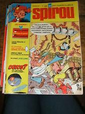 Spirou N° 1950 Aymone Sybilline BD 1975 Tif Tondu Sophie Sammy Oncle paul