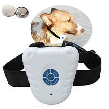 Waterproof Ultrasonic Vibra No Bark Collar Stop Barking for Small Dog TrainingBR