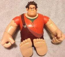 Disney Wreck It Ralph Talking Smashing Fists Action Figure Thinkway Toy 11""
