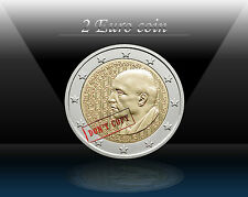 "GREECE 2 EURO coin 2016 "" 120 years from the birth of Dimitri Mitropoulos "" UNC"