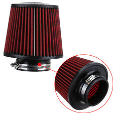 76mm Auto Sportluftfilter Universal Luftfilter Konisch Car Air Filter Cleaner