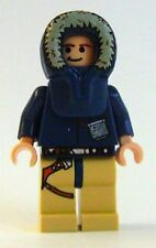 LEGO 7749 - STAR WARS - Han Solo, Parka Hood - MINI FIG / MINI FIGURE