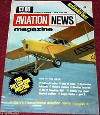 Aviation News 15.2 Halton,Blackburn Dart,RAF 71 Squadron