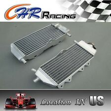 Aluminum Radiator for YAMAHA YZ125 YZ 125 2005-2012 2006 2007 2008 2009 2010