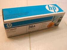 Brand New! HP CB436A 36A Black Toner Cartridge - SEALED - GENUINE - OEM