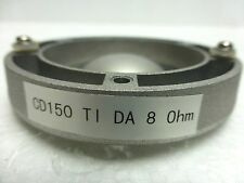 Replacement Diaphragm for Fane CD-150, MD-2151 Driver 8 Ohms Titanium