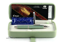 Pilot Vanishing Point 2010 Ice Green Limited Edition Fountain Pen