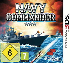 Navy Commander - Nintendo 3DS - deutsch - Neu / OVP