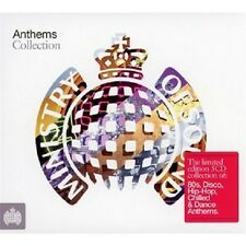 VARIOUS - ANTHEMS COLLECTION MINISTRY OF SOUND 5CD SET (2011)