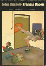 FRANCIS BACON by John Russell - The World of Art Library - Paperback 1979