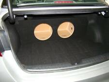 "Subwoofer Box for 2011-2014 KIA OPTIMA - 2-10"" Speaker Sub Box by ZEnclosures"