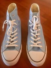 CONVERSE ALL STAR Sneakers Light Blue High Tops sz12 Mens CHUCK TAYLOR Shoes New