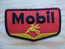 ECUSSON PATCH THERMOCOLLANT MOBIL exxon esso 1950 retro vintage biker rock roll