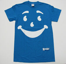 Kool-Aid Man Small T-Shirt Blue Face Tee