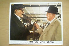Lobby Cards- 20th Century FOX Presents- THE SICILIAN CLAN