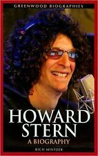 Howard Stern: A Biography (Greenwood Biographies)-ExLibrary