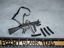 DID MP5 Submachine LAPD SWAT POINT MAN DENVER 1/6 ACTION FIGURE TOYS dam ace