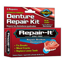 D.O.C. Emergency Denture Repair Kit 3 Each